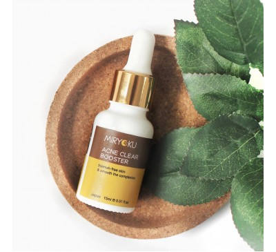 Acne Clear Booster - 15ml