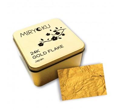 24K Gold Flake - 1pc